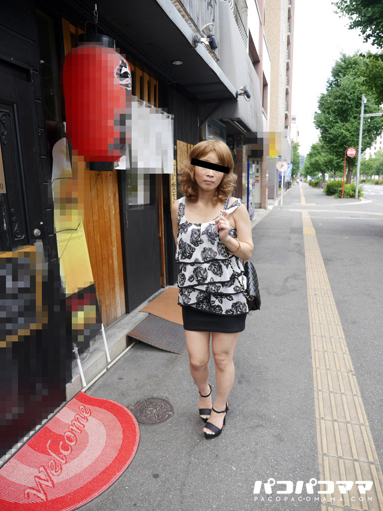 ガチ交渉 21  ~四十路のミニスカ金髪熟女~